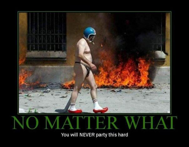 No Matter What DeMotivational Posters