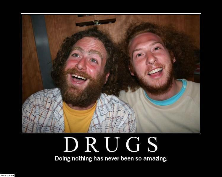 Drugs DeMotivational Posters