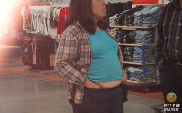 Funny Fat People At Walmart. People of Wal-Mart | Funny