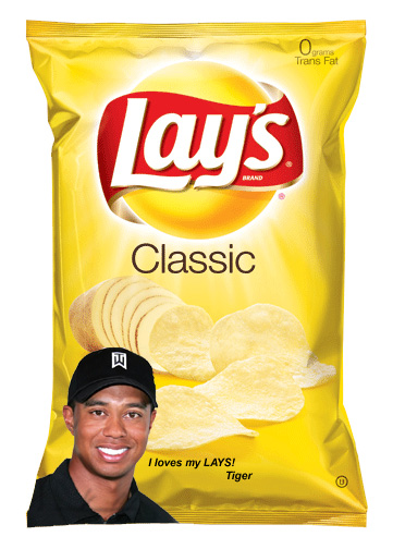 funny tiger woods jokes. Tiger Woods got a new sponsor