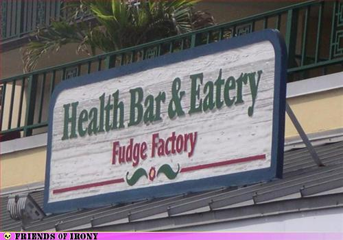 Health Bar Fudge Factory