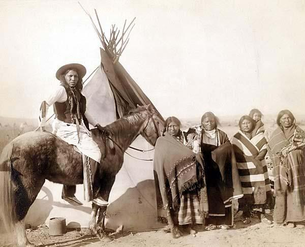 Lakota Sioux Indians
