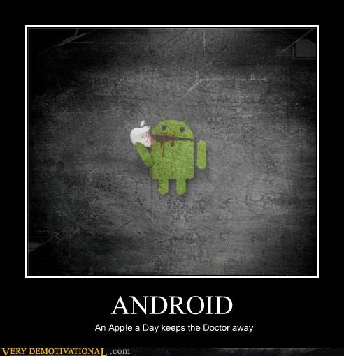 android demotivator
