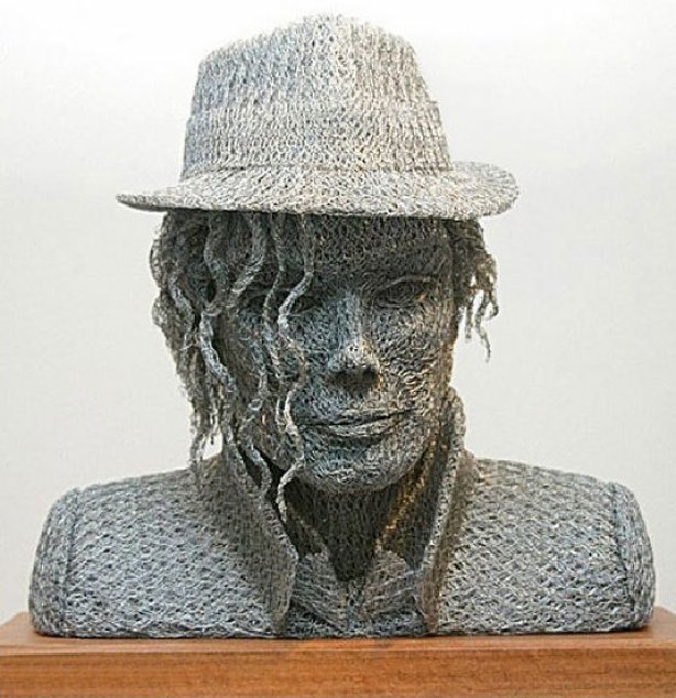 chicken wire michael jackson